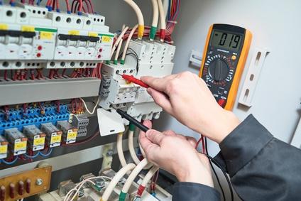 Rénovation électrique sur Paris