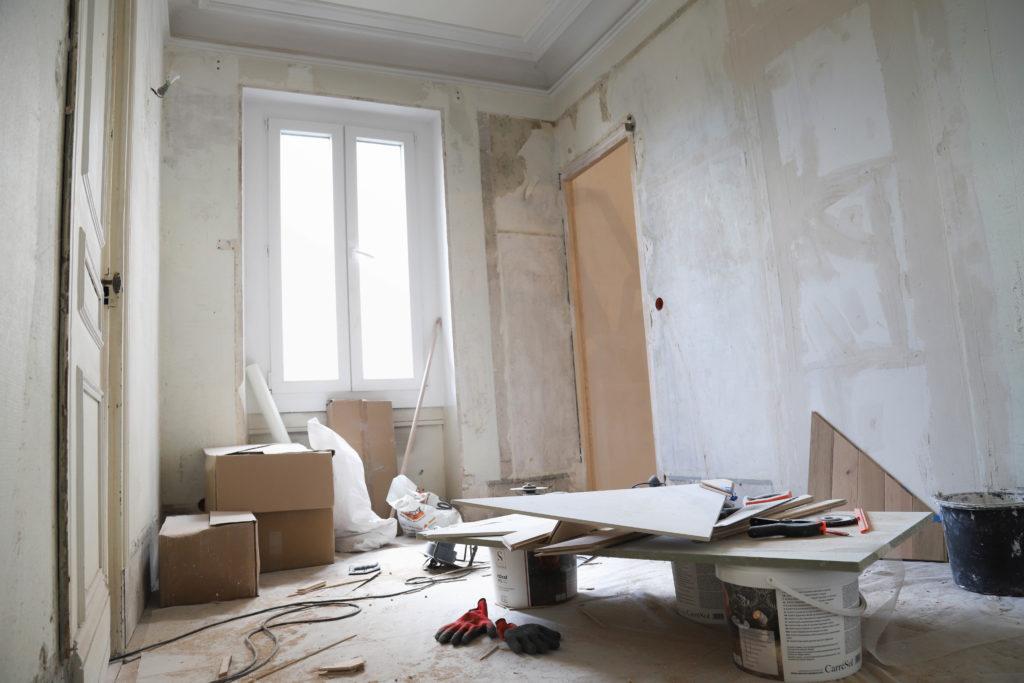 Rafraîchir une chambre sur Paris
